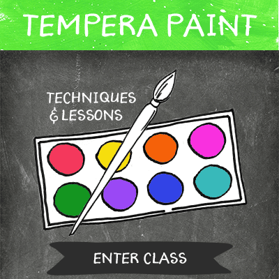 tempera-paint-home