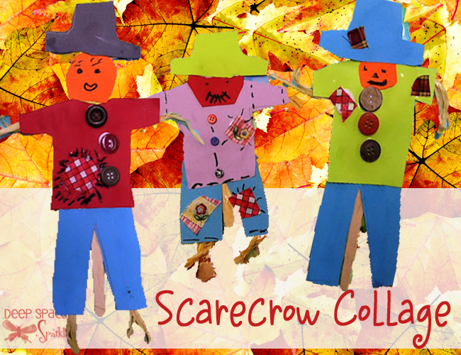 Scarecrow-art-project from DSS