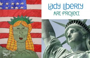 Statue-of-Liberty-Art-project
