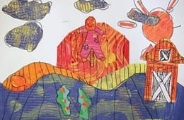 Third Grade 2 on Making Art With Kids Oil Pastels That Pop
