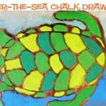 Ocean-Chalk-Drawings