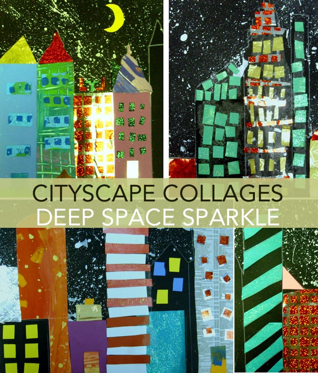 city-scape-collages