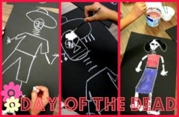 Day of the Dead Catrina Art Project