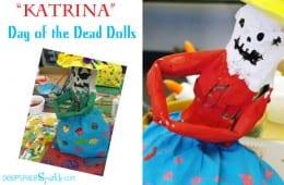 Day of the Dead Katrina Doll