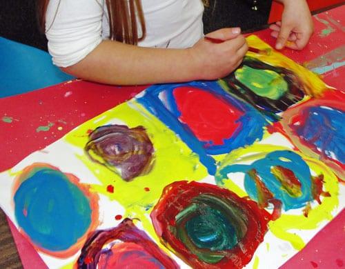 Kandinsky Art Projects For Elementary