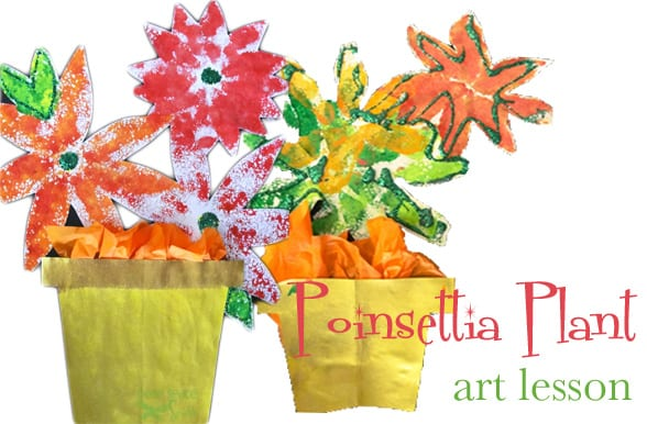 poinsettia-art-project