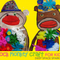 sock-monkey-art-project
