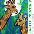 close-up-girafffe-painting