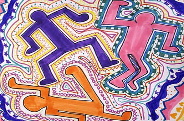 Keith Haring - Lessons - Tes Teach