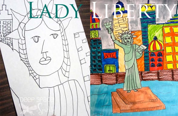 Lady Liberty featured image