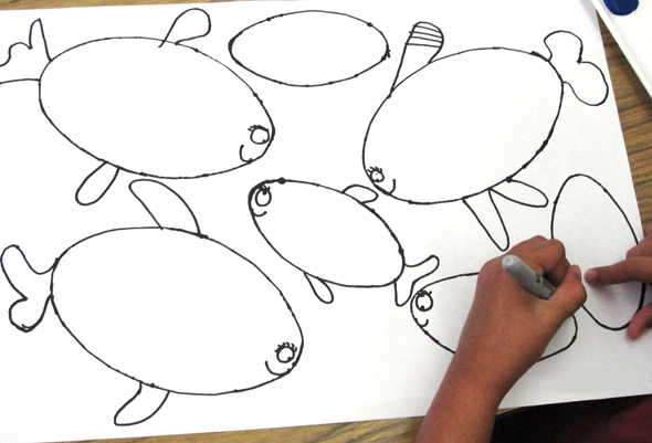 fish-art-lesson