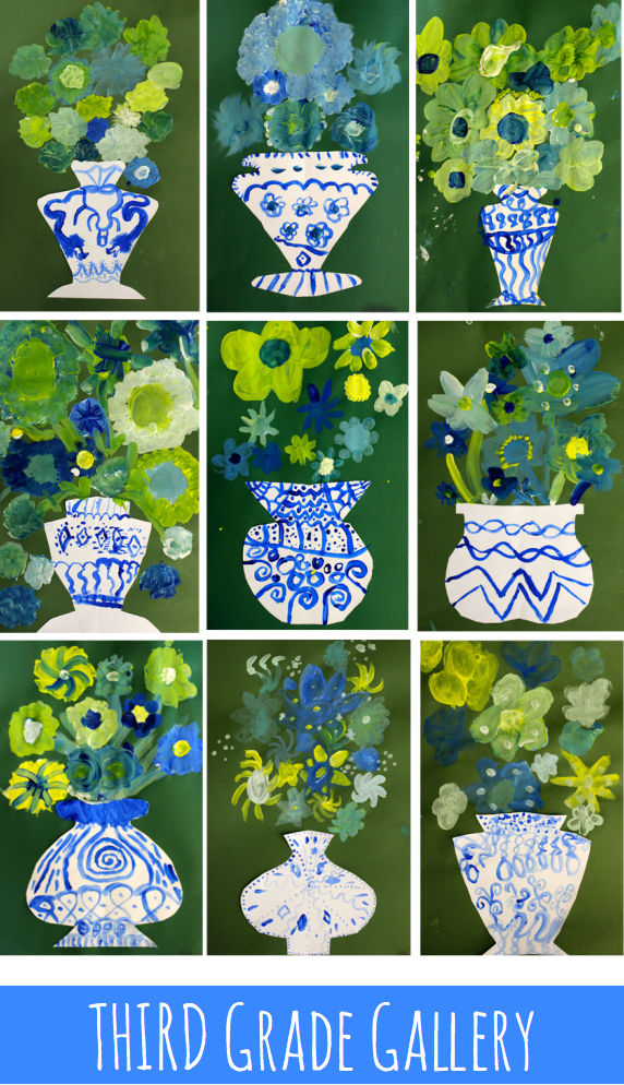 Chinese vases 4th grade gallery