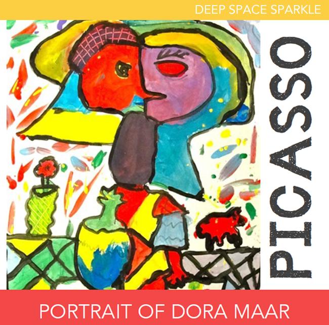 portrait-of-dora-maar-art-lesson