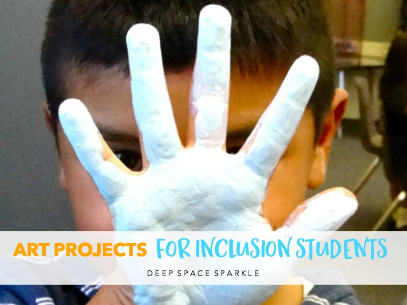 Art Projects for Inclusion Students