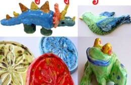 Easy Clay Projects Art Lesson Plans