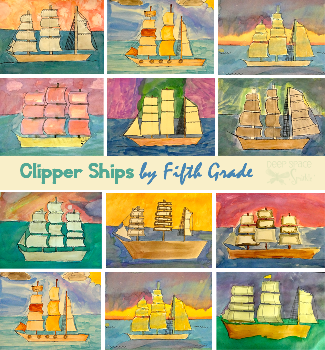 Clipper-Ships-by-Deep-Space-Sparkle