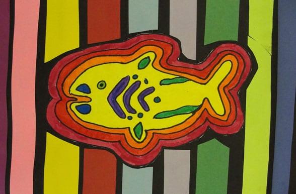 Paper Cut Molas