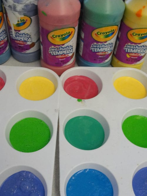 Best Uses For Tempera Watercolor And Acrylic Paints In The Elementary Art Room