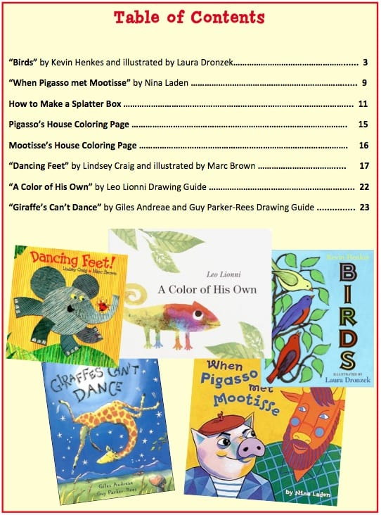 Amazing Table of Contents Clip Art for Kids 542 x 732 · 168 kB · jpeg