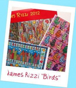 james rizzi birds