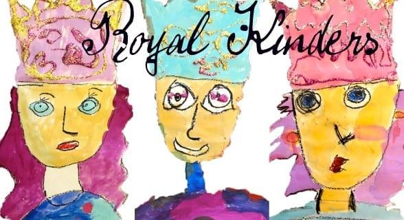 Fairy Tale Royal Kinder Portraits