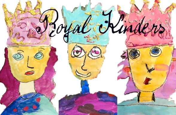 Fairy Tale Royal Kinder Portraits
