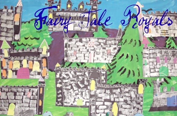 Fairy Tale Castles Art Project