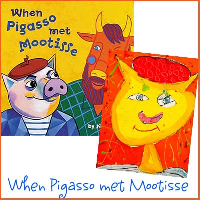 When-Pigasso-met-Mootisse - Deep Space Sparkle