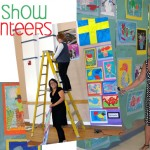how to recruit volunteers for your next art show