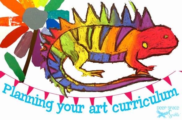 Planning-your-art-curriculum