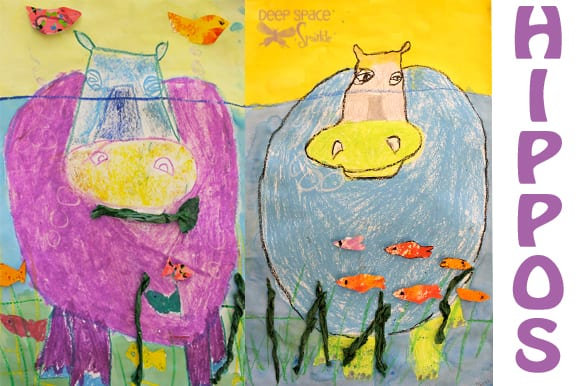 underwater-hippo-art-project