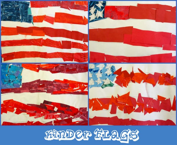 6d9a78ff9a12 American Flag Art Project