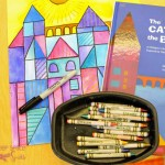 Klee-castles-art-project