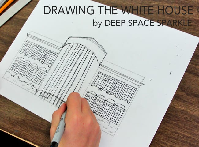 drawing-the-whitehouse