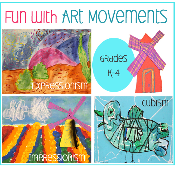 Fun-with-Art-Movementswith border