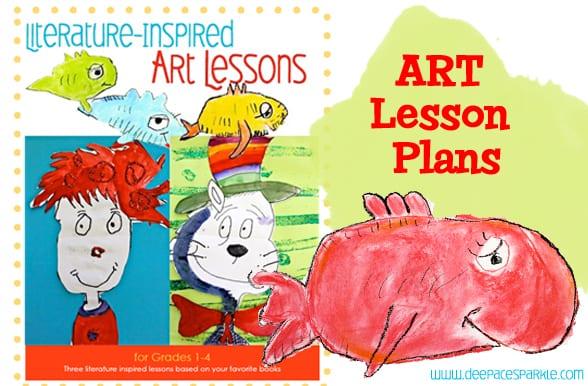 kindergarten art lesson plans