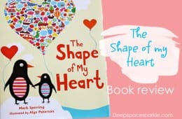 Book Review: The Shape of my Heart