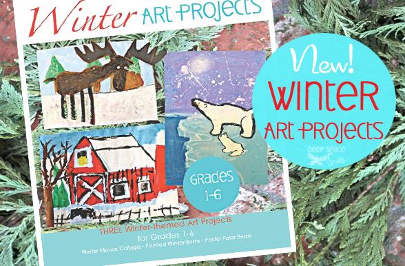 Winter-Art-Lessons