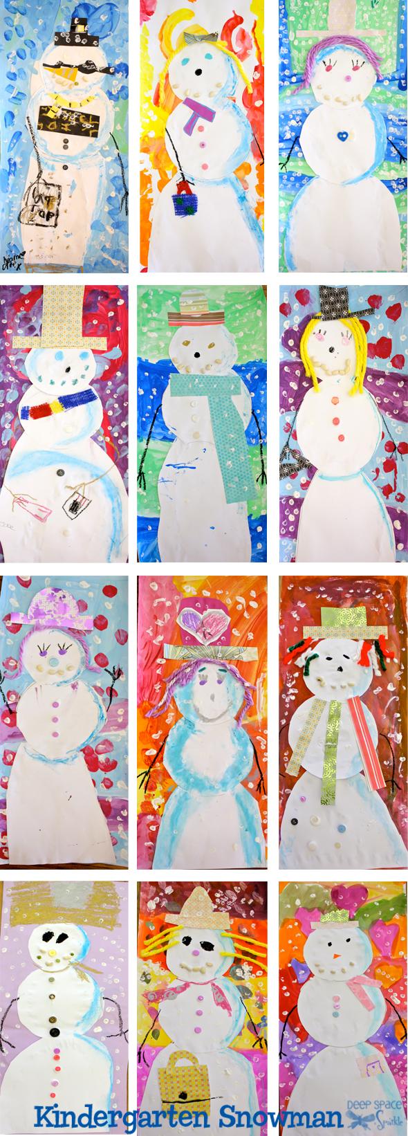 snowman-craft-project