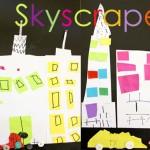 Paper-Skyscrapers