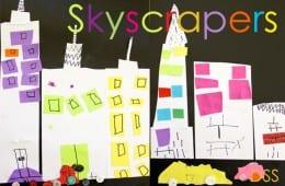 Paper Skyscrapers
