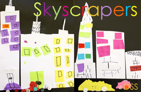 Paper Skyscrapers