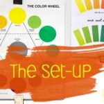 Teaching-Art-at-Home-setup