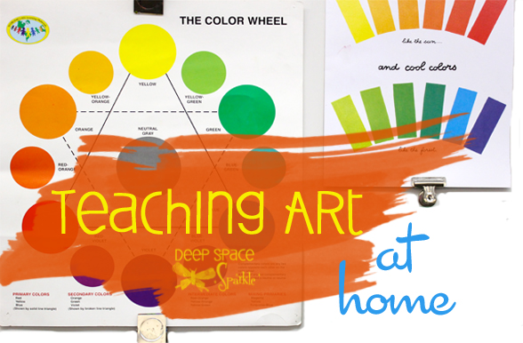 Teaching-Art-at-Home