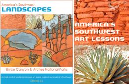 America's Southwest Landscapes