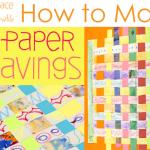 Paper-Weavings-art-lesson