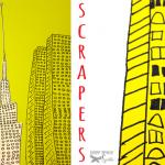 Skyscraper-Line-Drawings