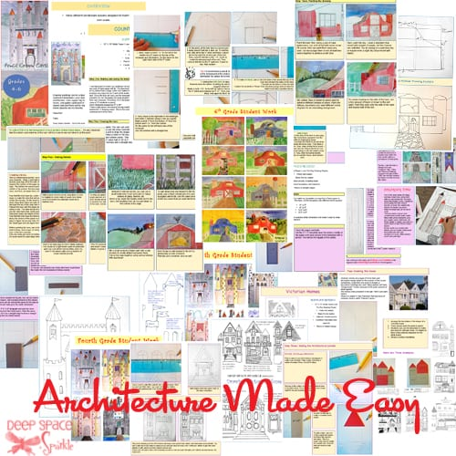 Take a look at Architecture Made Easy digital lesson plan by DSS