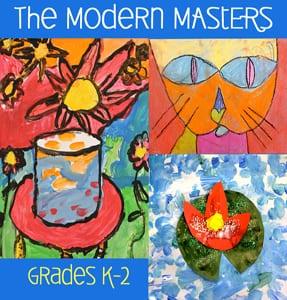 Modern-Mastersk2-art-lessons-shop
