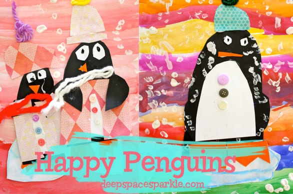 Best and worst lessons of 2012 13 deep space sparkle for Penguin project